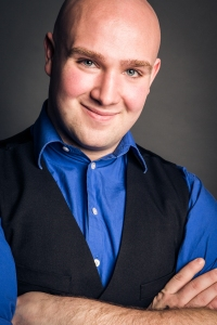 Isaac Brotzman Headshot